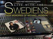 2014, Live With Swediens, novembre 2014