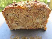 Cake anchois