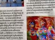 Ouest Journal: démonstration Musée 11/11/2014