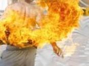 Béjaia: homme s'est immolé dans siége daïra d'ifri-Ouzellaguen