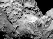 Rosetta passager Philea marque l'histoire l'humanité origines.