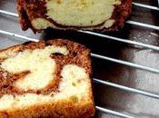 Cake marbré michokos