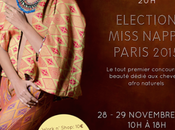 Event Miss Nappy Paris Nov. questions Valérie Bonnefons