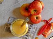 Compote pommes (toute simple rapide)