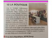 Cette semaine, boutique dans ELLE Magazine, Carnet Rhône-Alpes
