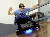 Tony Hawk teste HoverBoard Hendo
