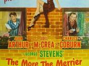 Plus fous More Merrier, George Stevens (1943)