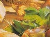Jacques coque feuilletage, truffe quelques graines d'Avruga