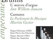 "Morceau choisi N°58 Choral ""Nun Komm Heiden Heiland"" Nicolaus Bruhns"