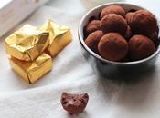 Truffes chocolat marrons