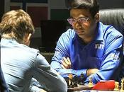 Partie Carlsen Anand