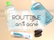 routine beauté anti-acné