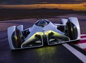 Chevrolet Chaparral Vision Gran Turismo: quelque chose spatial
