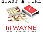 MUSIC: WAYNE feat CHRISTINA MILIAN START FIRE