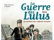Guerre Lulus, 1914 maison enfants trouvés