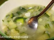 Bouillon verdure santé
