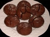 Crinkles chocolat noir base purée d'amandes farine riz)