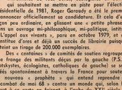 """""""L'Appel vivants"""" (1980) quotidien régional Montagne"""""""