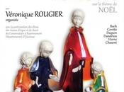 Concert orgue chant thèmes Noël Nantua (Ain)