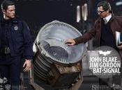 Figurine Gordon BatSignal