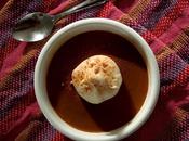Crème chocolat meringue