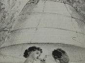 Caricatures crinolines