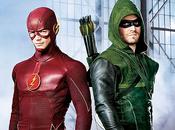 Arrow Flash n'ont droit mentionner villes Batman Superman