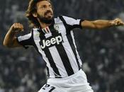 Serie Pirlo libère Juve face Torino