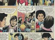 était fois Michael Jackson, 5ème épisode Journal Mickey, avril 1985