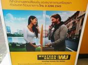 Thaïlande Western Union: farang