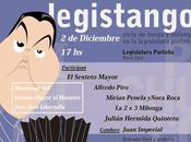 Tango milonga soir Legislatura l'affiche]