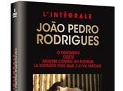 Coffret Joao Pedro Rodrigues l'oeuvre d'un très grand cinéaste portugais regroupé