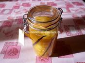 Rhum arrangé l'ananas Victoria, vanille miel
