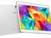 Test tablette tactile Samsung Galaxy (SM-T800)