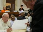 prise position Pape contre l'esclavage presse argentine [Actu]