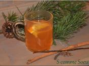 Cidre chaud l'orange épices