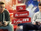 Messi affronte Hazard Fifa Noël