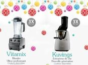 Idées Cadeaux: Vitamix Extracteur Kuvings paiement fois