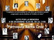 Hommage Madres linea fundadora dans l'église Santa Cruz [Actu]