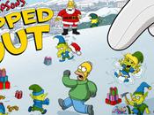 Noël débarque dans Simpsons Springfield