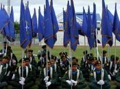 décembre 2014: Udonthani. Parade militaire.