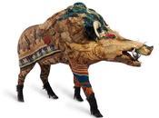 Beautiful Tapestries sculptures Frederique Morrel