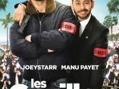 Joey Starr Manu Payet jouent gros bras