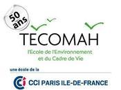 TECOMAH, l'Ecole l'Environnement Cadre Conférence-débat 18/20 janvier 2015 gestion eaux pluviales dans aménagements paysagers urbains» avec NIDAPLAST SIPLAST