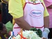 Udonthani. Concours Papaya Salad