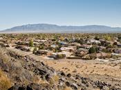 Albuquerque pétroglyphes