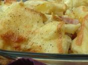 Tartiflette fromage raclette