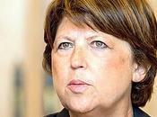 Travail dimanche. Martine Aubry dénonce régression pour société