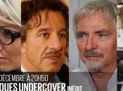 Politiques avec perruque undercover