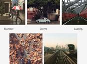 Instagram lance nouveaux filtres